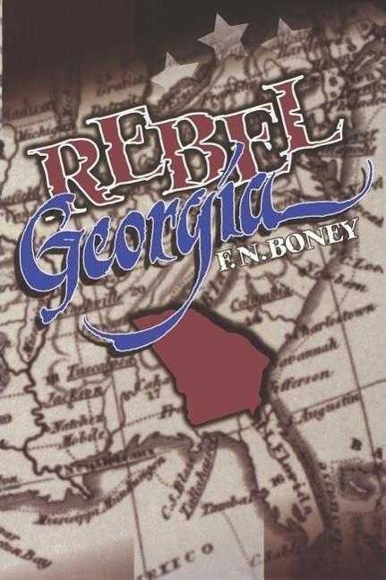 Rebel Georgia als Taschenbuch