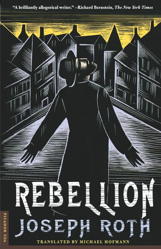 Rebellion als Taschenbuch