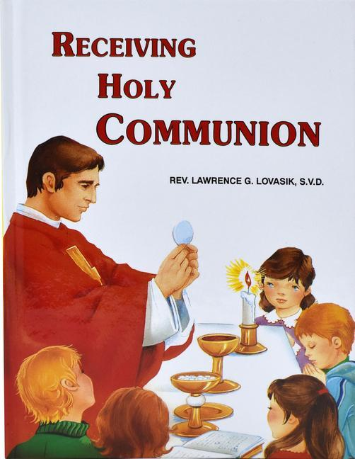 Receiving Holy Communion als Buch