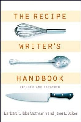 The Recipe Writer's Handbook, Revised and Expanded als Taschenbuch