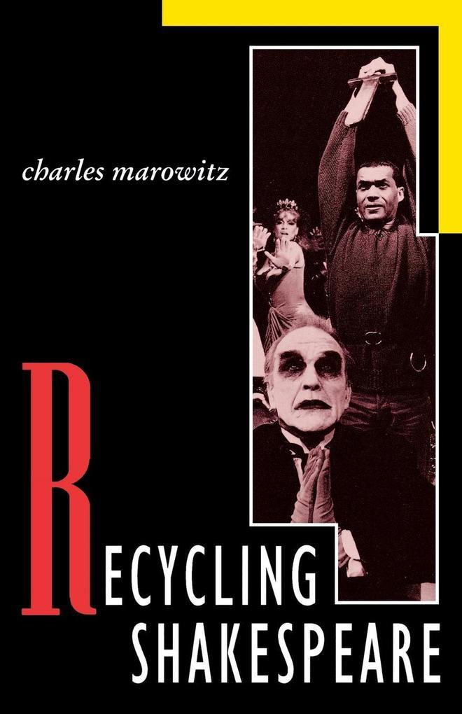 Recycling Shakespeare als Taschenbuch