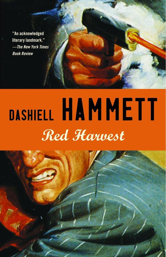 Red Harvest als Buch
