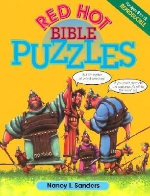Red Hot Bible Puzzles als Taschenbuch