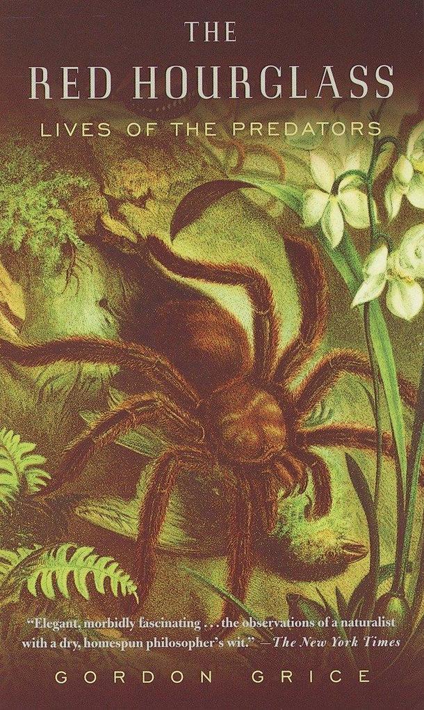The Red Hourglass: Lives of the Predators als Taschenbuch