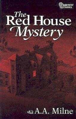 Red House Mystery als Taschenbuch