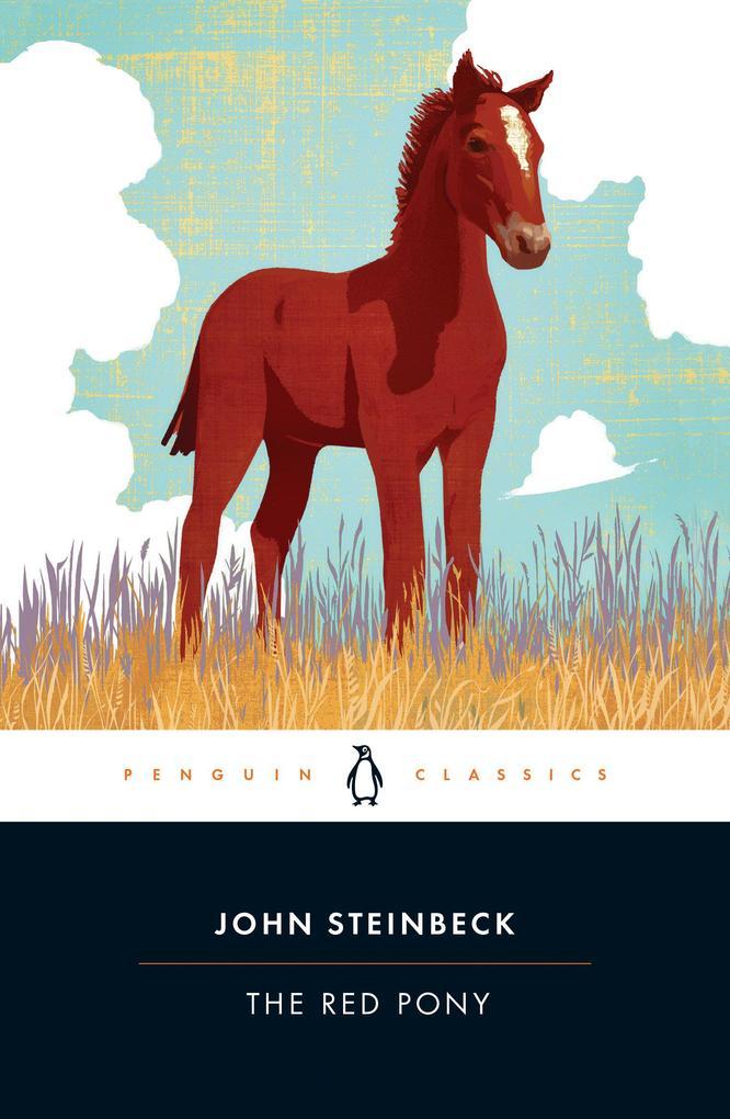 The Red Pony als Taschenbuch