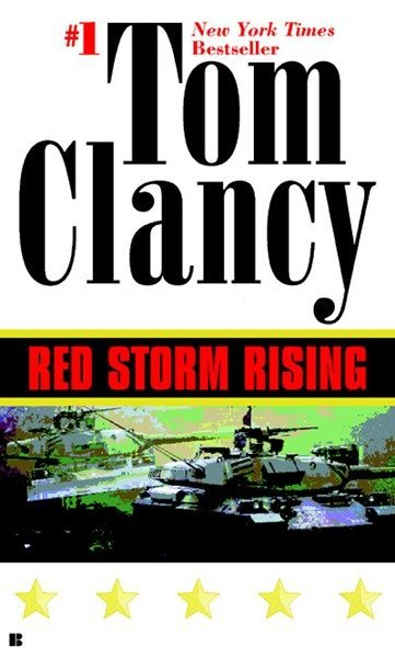 Red Storm Rising als Taschenbuch
