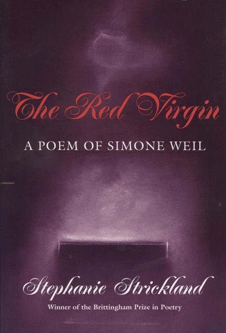 Red Virgin: A Poem of Simone Weil als Taschenbuch