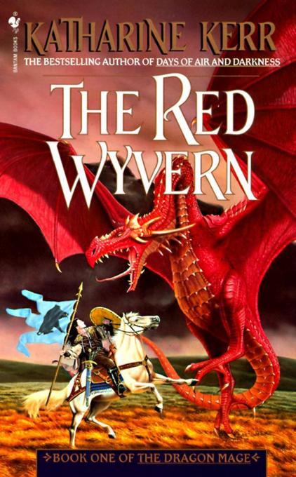 The Red Wyvern: Book One of the Dragon Mage als Taschenbuch