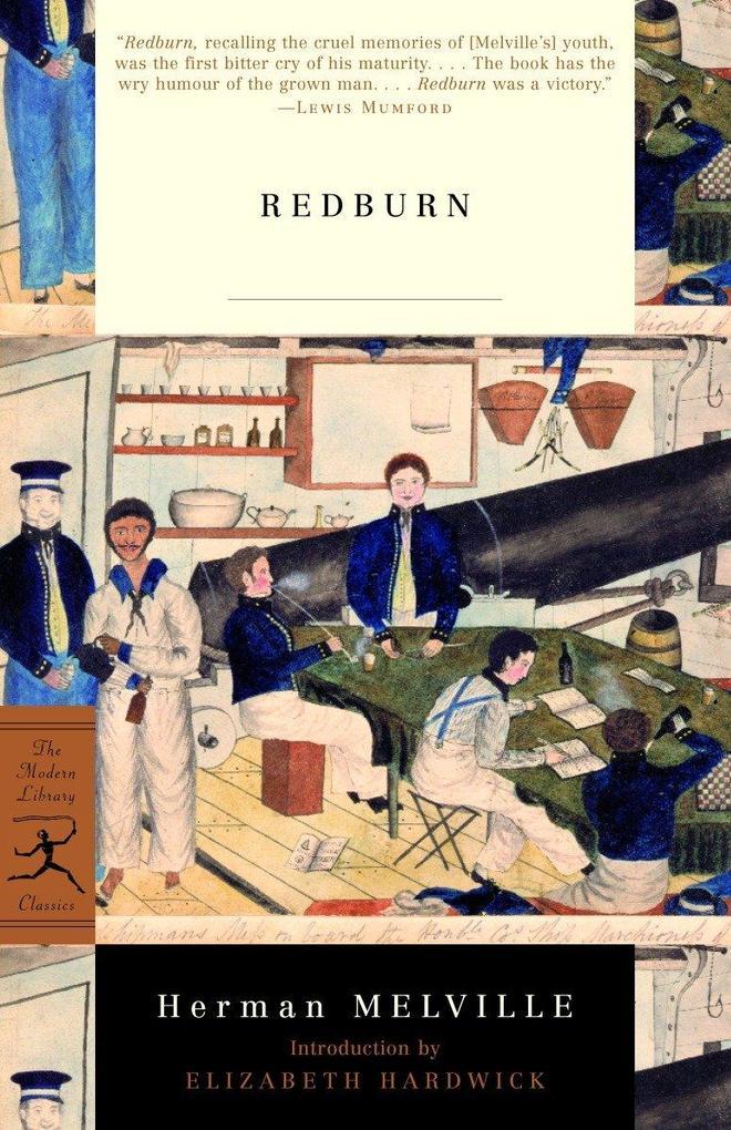 Redburn als Taschenbuch
