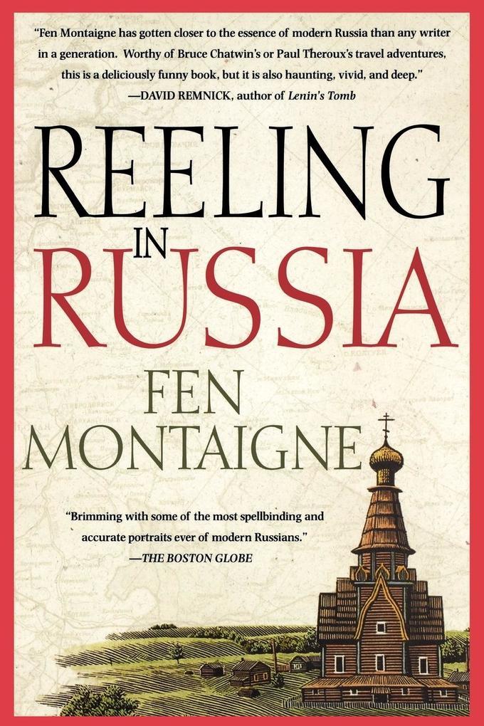 Reeling in Russia als Taschenbuch