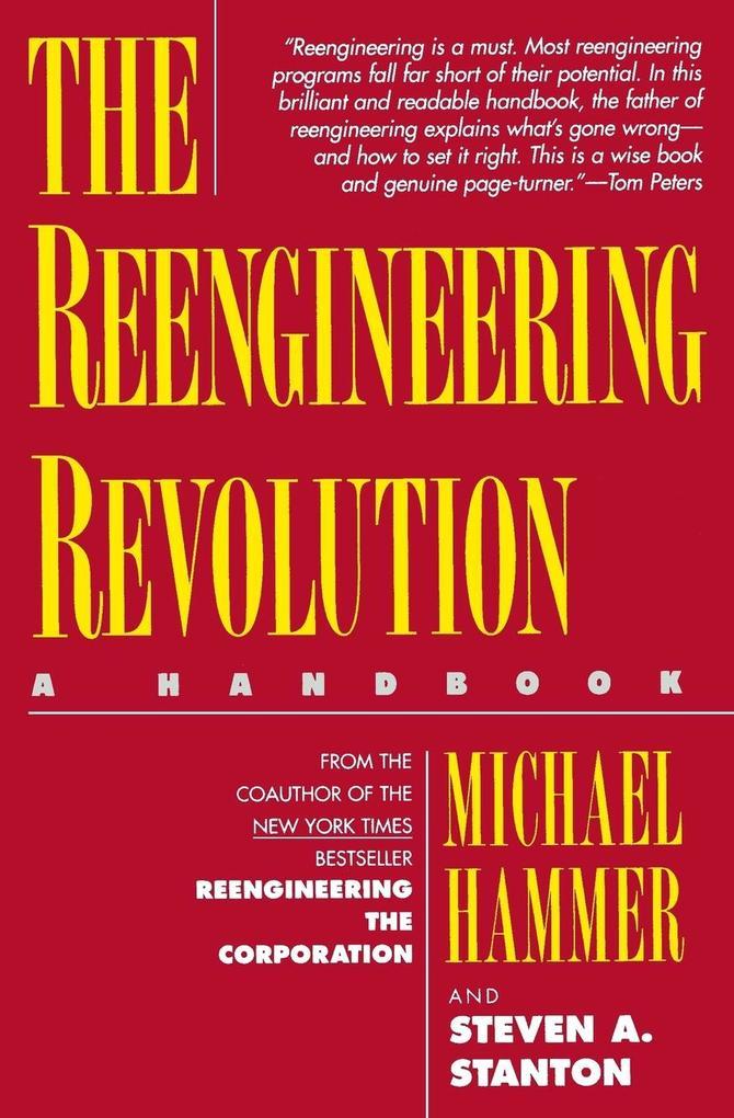 Reengineering Revolution, The als Taschenbuch