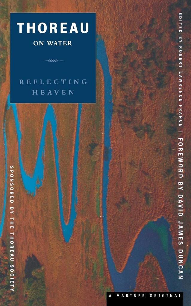 Reflecting Heaven: Thoreau on Water als Taschenbuch