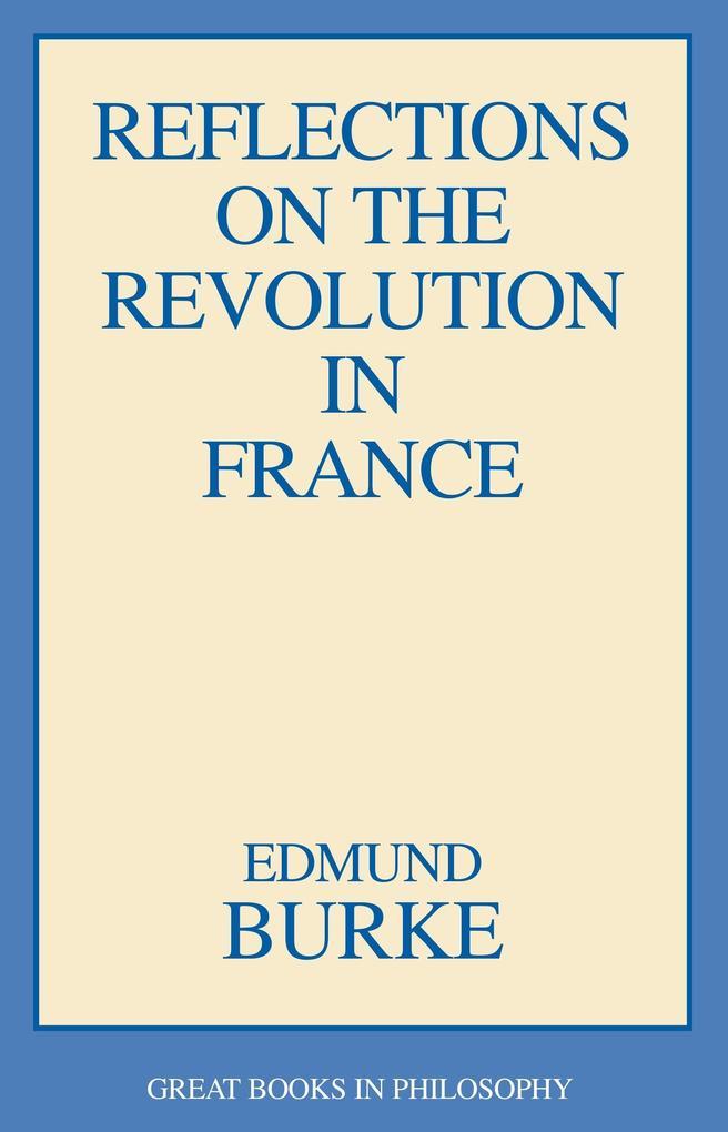 Reflections on the Revolution als Taschenbuch