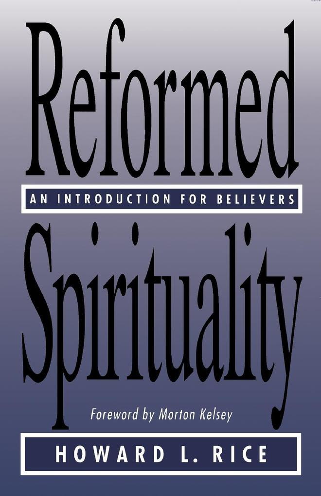 Reformed spirituality als Taschenbuch