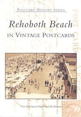 Rehoboth Beach in Vintage Postcards als Taschenbuch