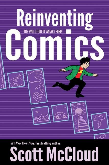 Reinventing Comics: How Imagination and Technology Are Revolutionizing an Art Form als Taschenbuch