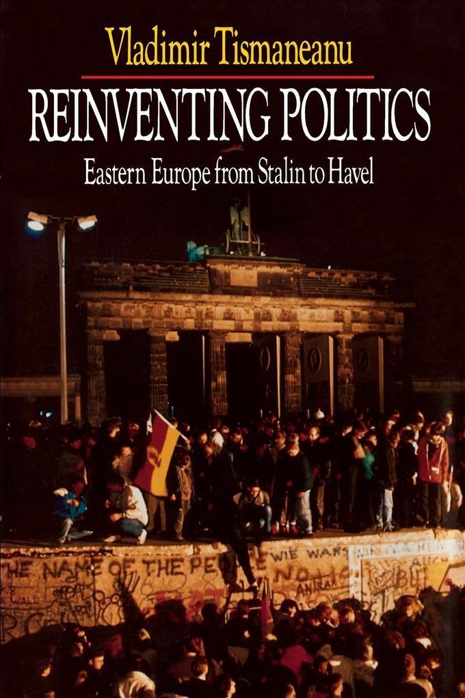 Reinventing Politics als Taschenbuch