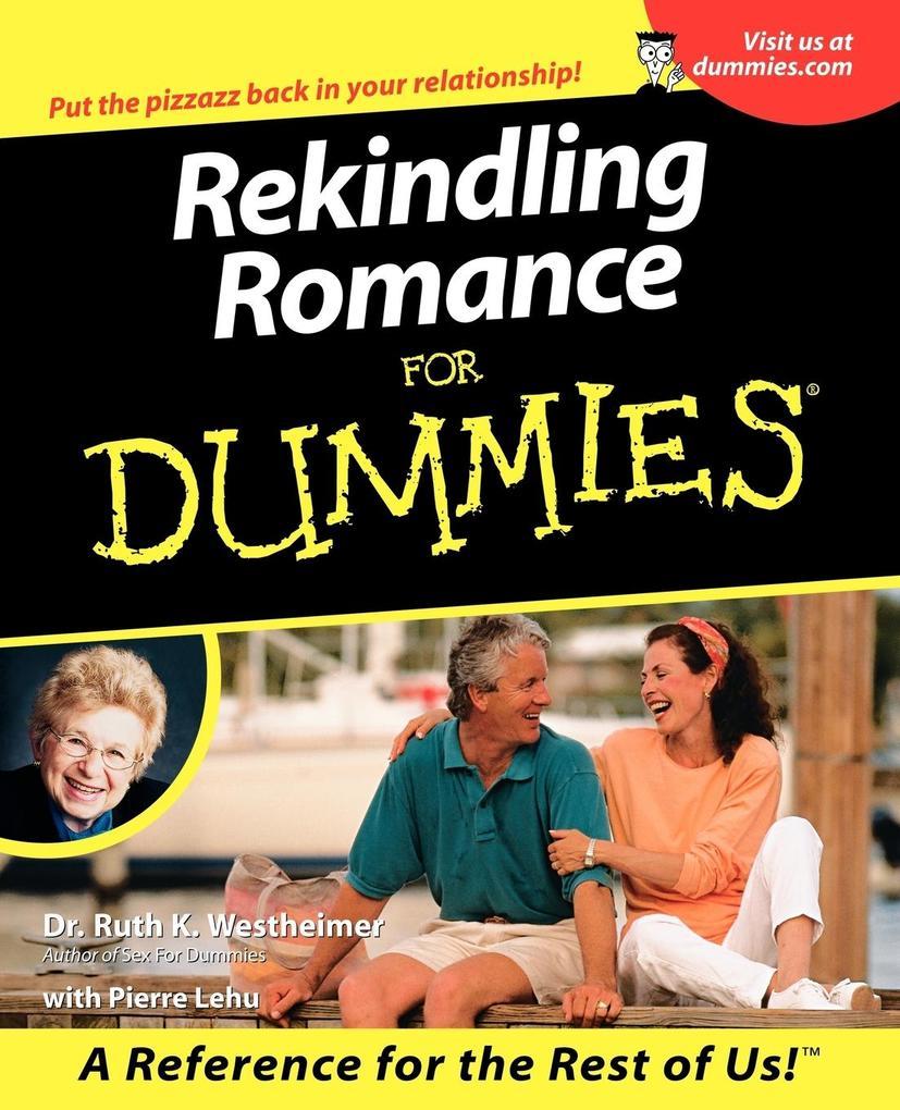Rekindling Romance for Dummies. als Taschenbuch