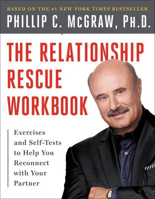 The Relationship Rescue Workbook als Taschenbuch