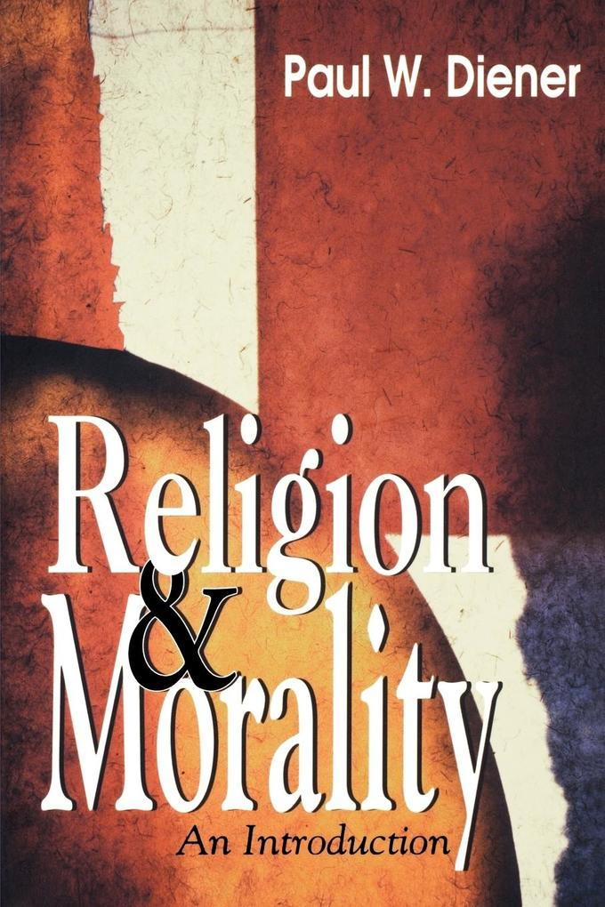 Religion Morality: An Introduction als Taschenbuch