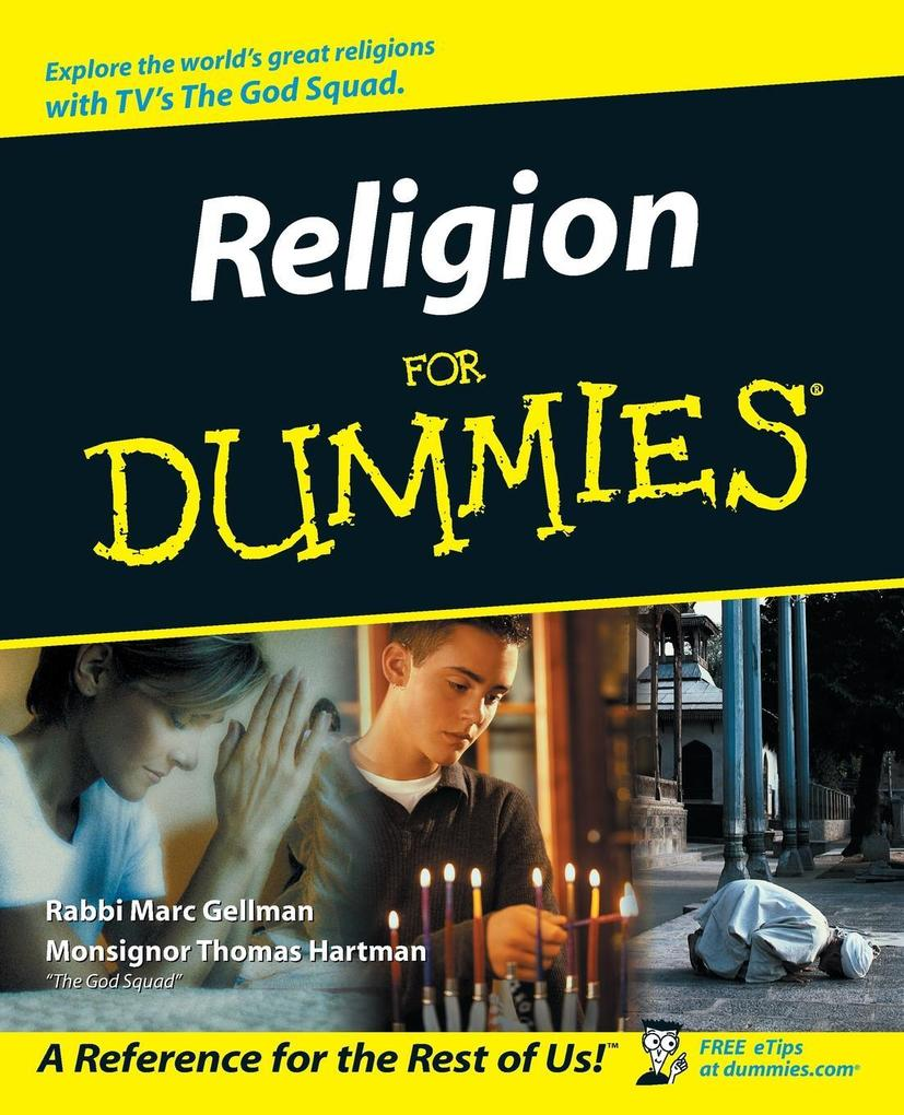 Religion for Dummies als Buch