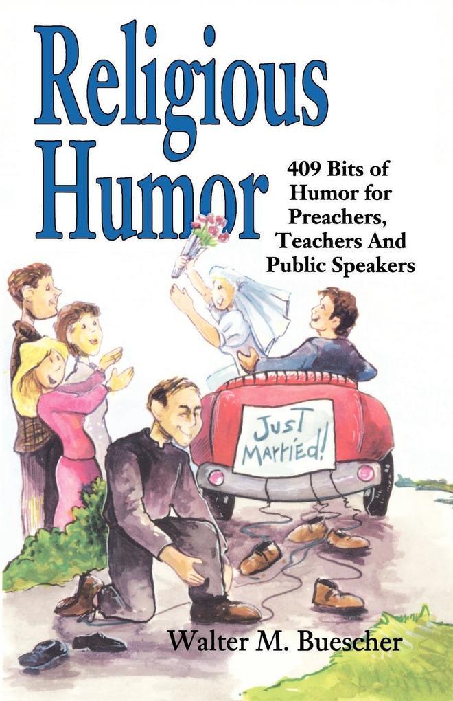 RELIGIOUS HUMOR als Taschenbuch