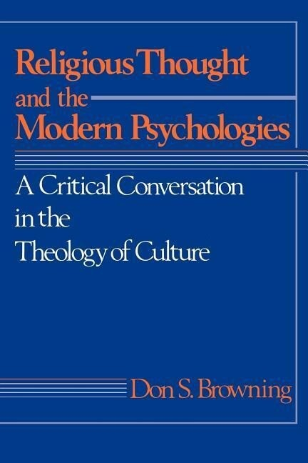 Religious Thought and the Modern Psychologies als Taschenbuch