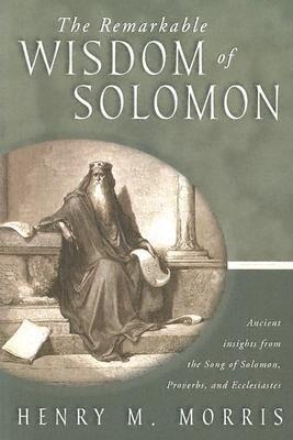 The Remarkable Wisdom of Solomon als Taschenbuch