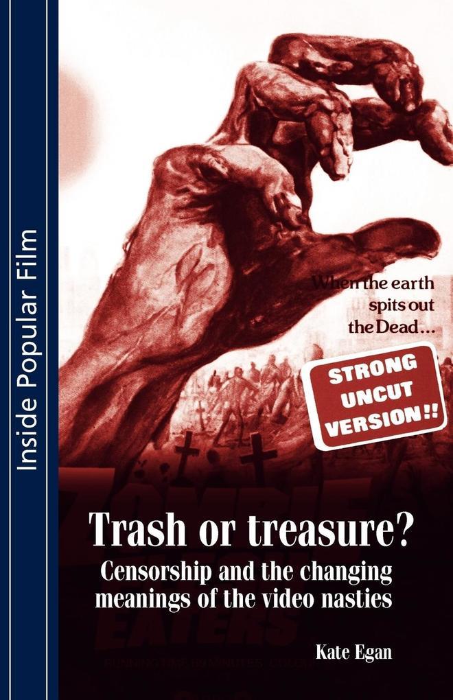Trash or Treasure als Taschenbuch von Kate Egan...