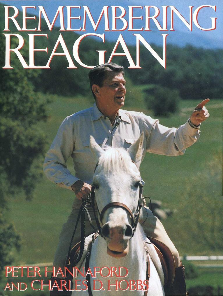 Remembering Reagan als Buch