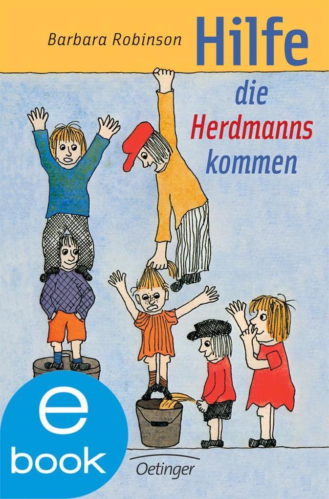Hilfe, die Herdmanns kommen als eBook