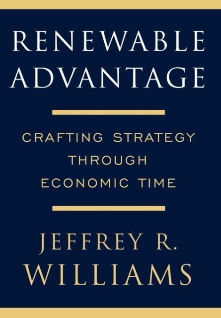 Renewable Advantage als Buch