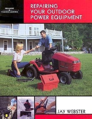Repairing Your Outdoor Power Equipment (Trade) als Taschenbuch
