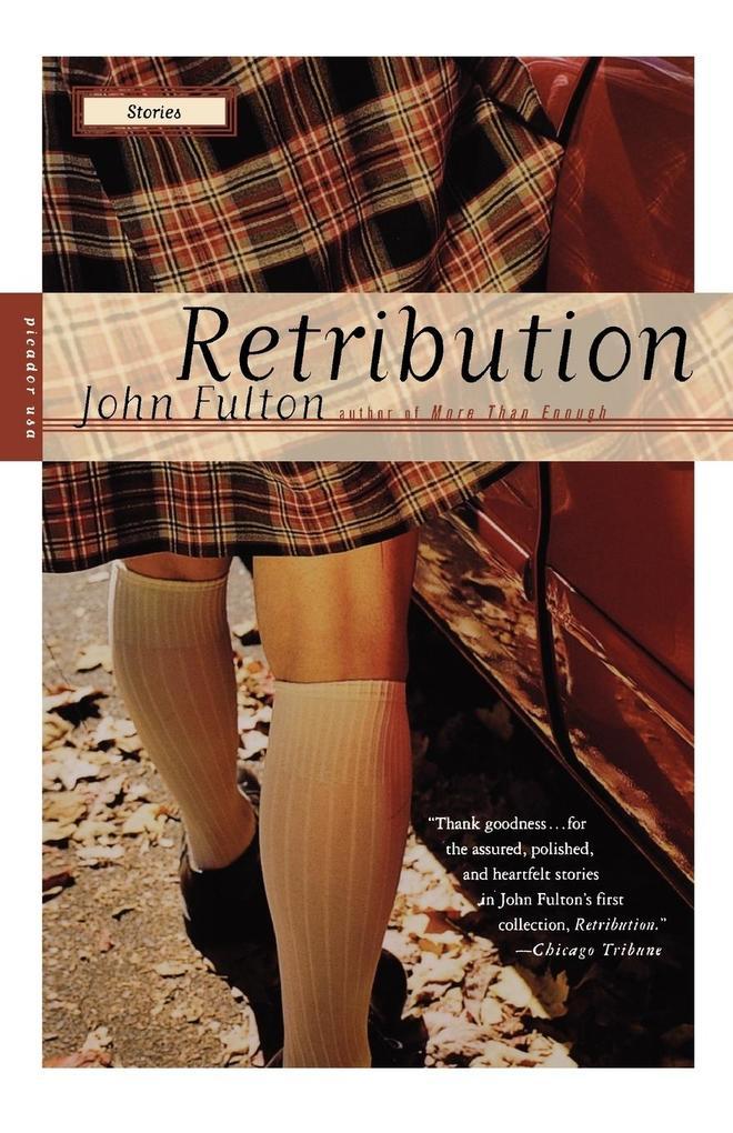 Retribution als Taschenbuch