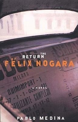 The Return of Felix Nogara als Buch