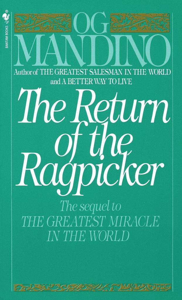 Return Of The Ragpicker als Taschenbuch