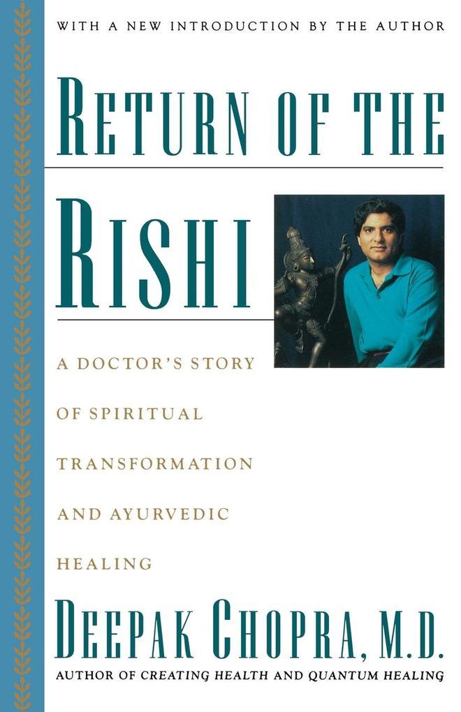 Return Rishi Pa 91 als Buch