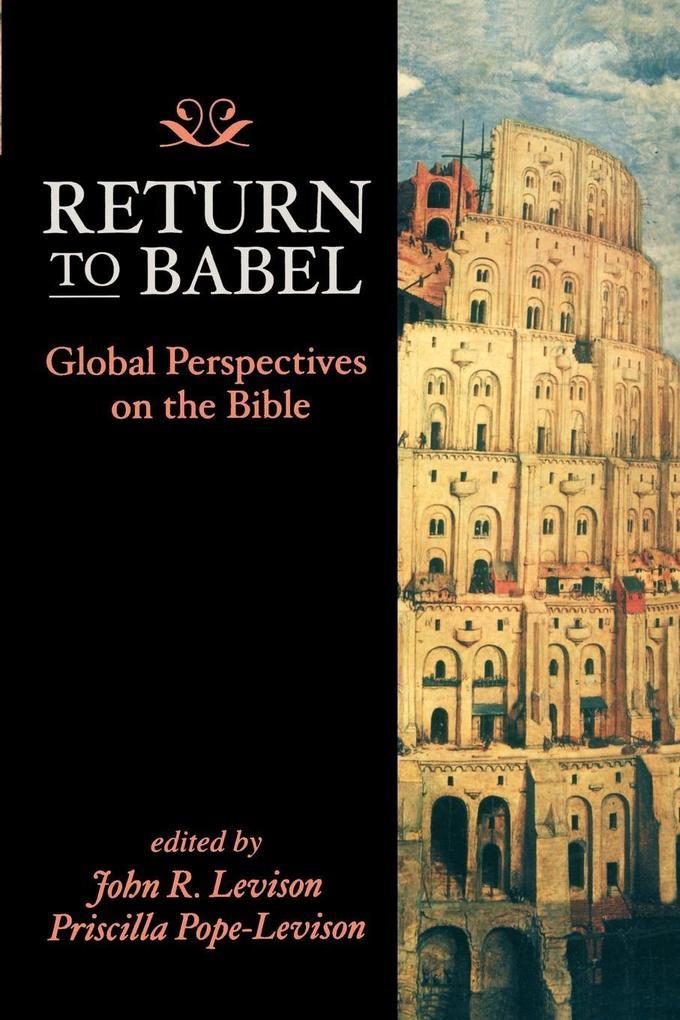 Return to Babel als Taschenbuch