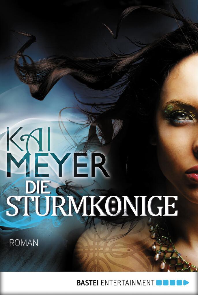 Die Sturmkönige - Dschinnland als eBook