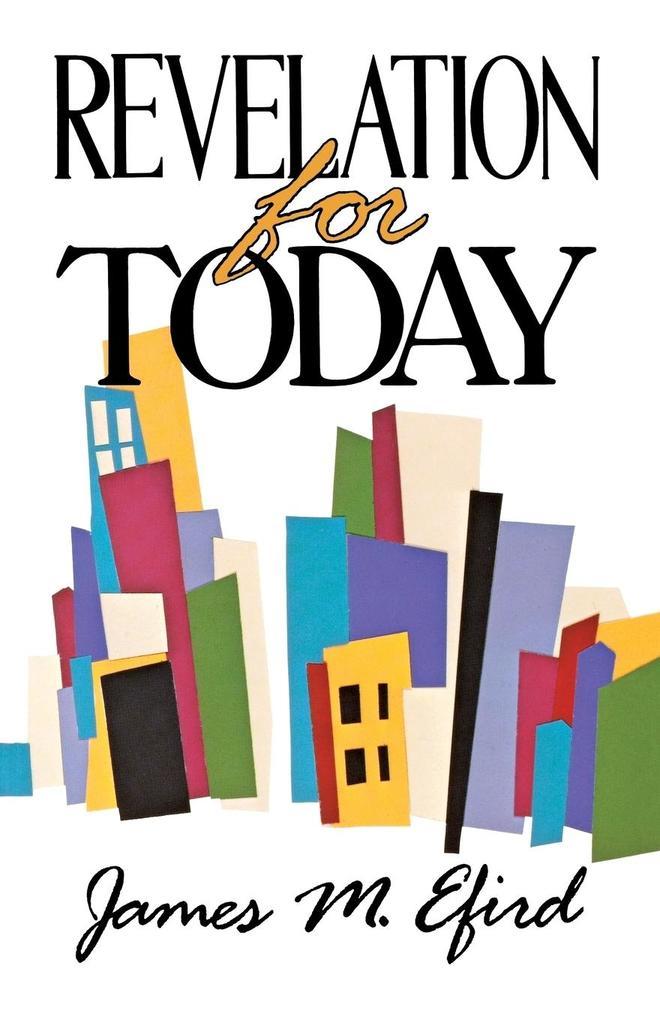 Revelation for Today als Taschenbuch