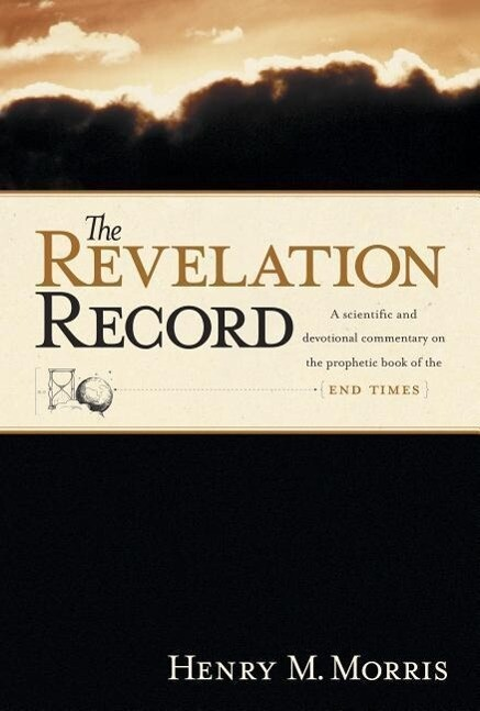 The Revelation Record als Buch