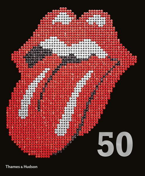 The Rolling Stones 50 als Buch