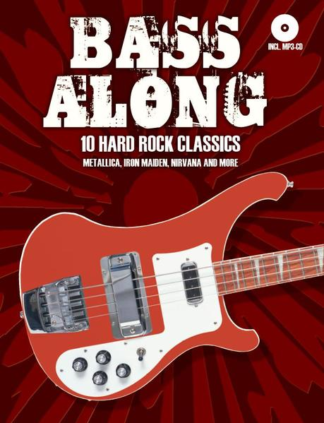 Bass Along 3 - 10 Hard Rock Classics