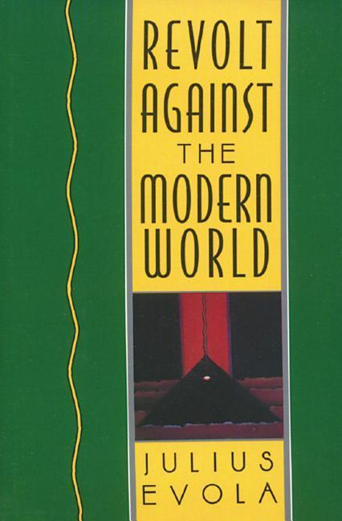 Revolt Against the Modern World als Taschenbuch
