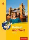 Heimat und Welt 6. Schülerband. Thüringen
