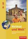 Heimat und Welt Gesellschaftswissenschaften 5 / 6. Schülerband. Saarland