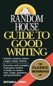 Random House Guide to Good Writing als Taschenbuch