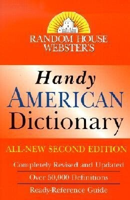 Random House Webster's Handy American Dictionary, Second Edition: Second Edition als Taschenbuch
