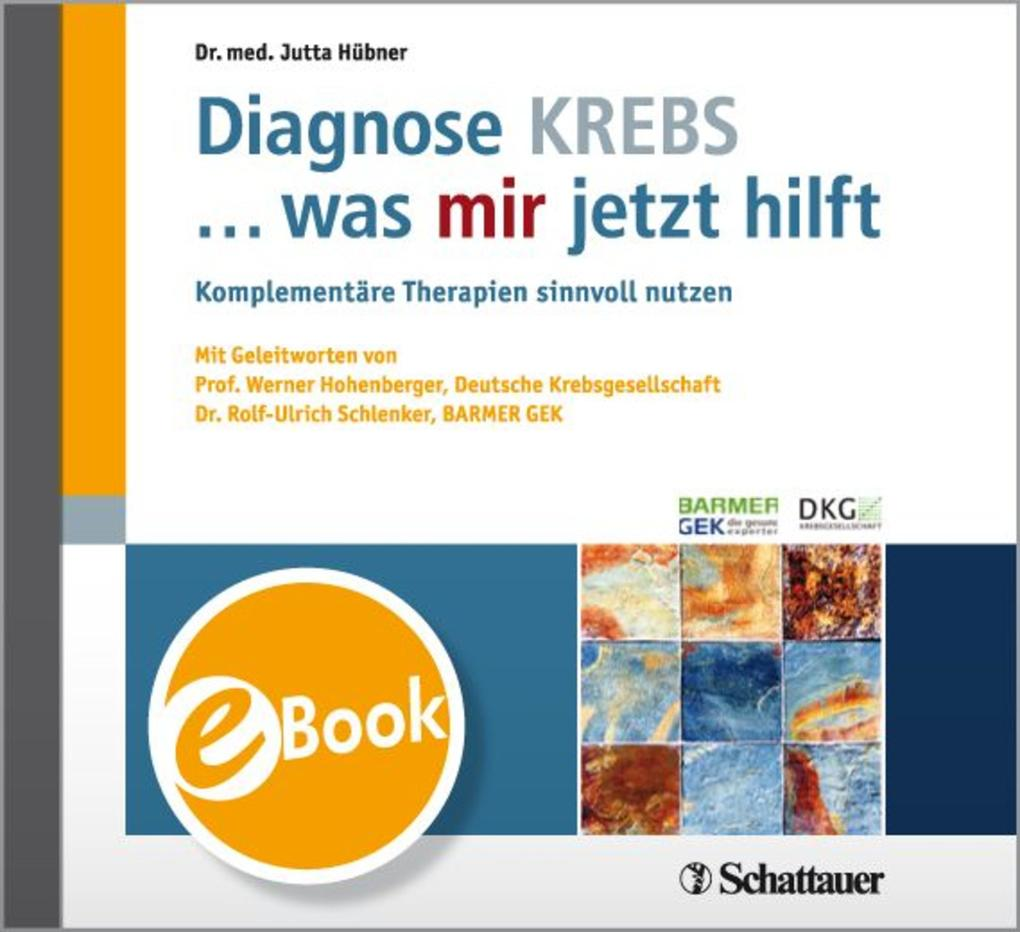 Diagnose KREBS ... was mir jetzt hilft